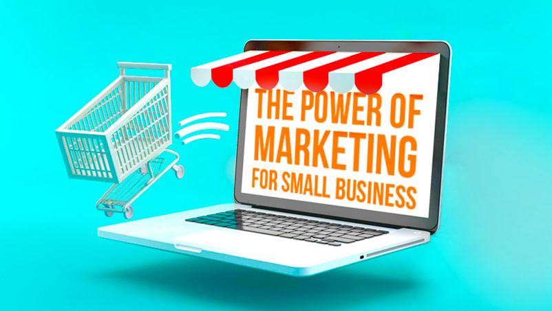 Small Business Marketing 2021