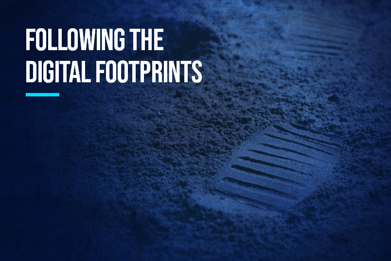 Following the Digital Footprints